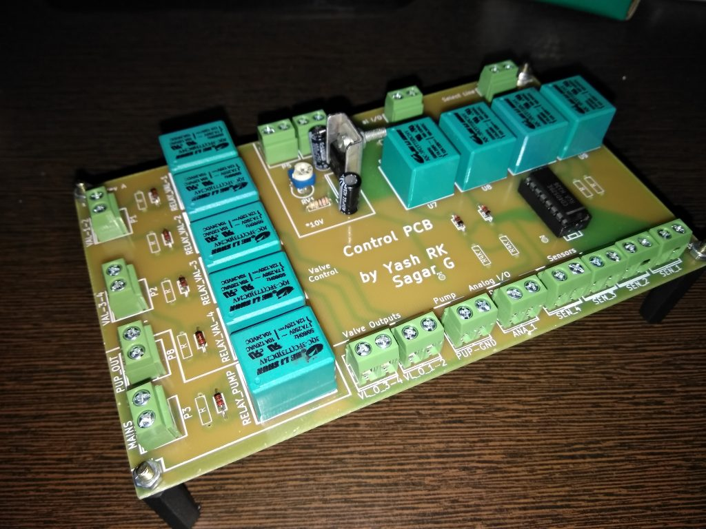 Final year project PCB