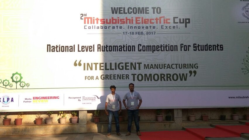 Read more about the article Part 2 : Final Year Project: Mitsubishi Electric Cup