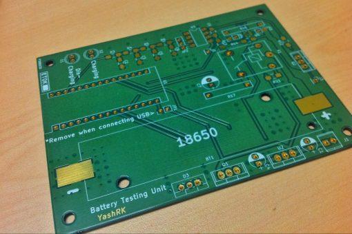 Final PCB