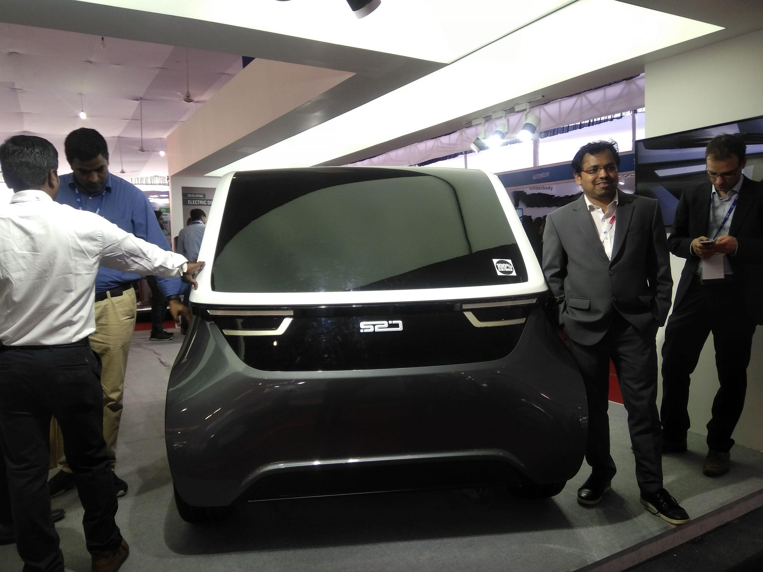 FEV Autonomous Car
