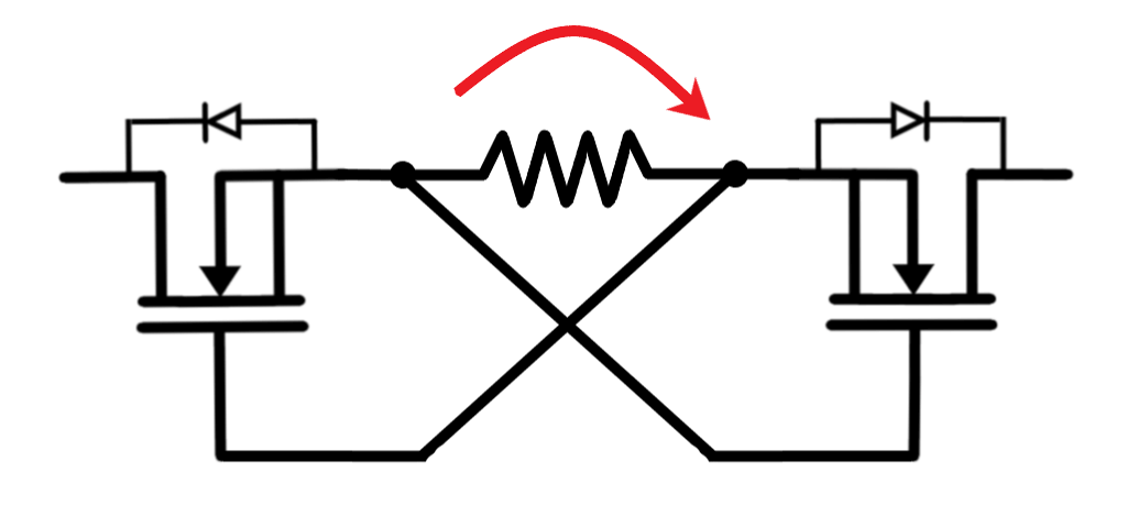 Over current protection circuit